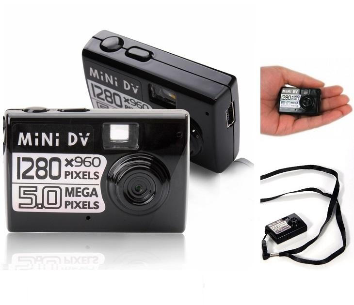 Μίνι Καταγραφική HD Κάμερα 5Mp spy gadgets