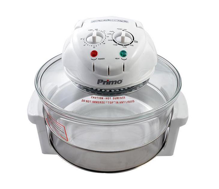Πολυφουρνάκι-Ρομπότ Primo EL-815 Λευκό σκεύη μαγειρικής