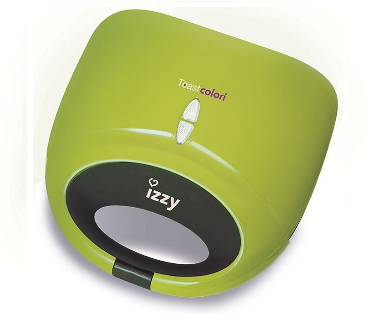 Σαντουιτσιέρα Colori+ Green 649B Izzy μικρές οικιακές συσκευές