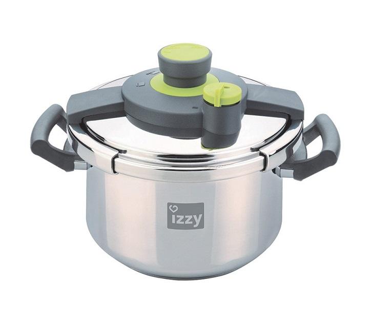 Χύτρα Ταχύτητας Izzy Natura 8Lt σκεύη μαγειρικής