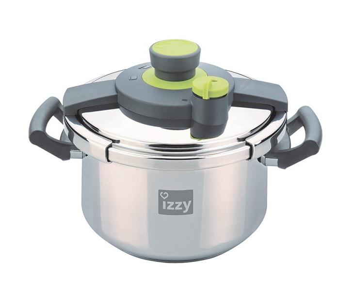 Χύτρα Ταχύτητας Izzy Natura 6Lt σκεύη μαγειρικής