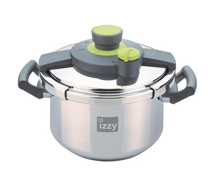 Χύτρα Ταχύτητας Izzy Natura 4,5Lt σκεύη μαγειρικής