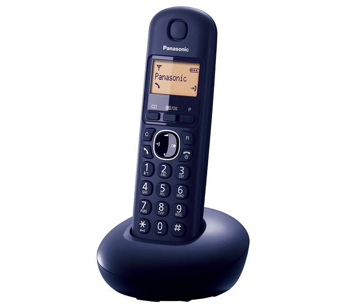 Panasonic Dect KX-TGB210GRC Μπλε τηλεφωνία