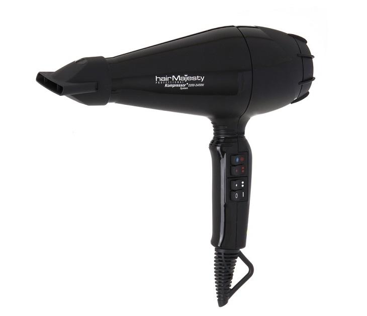 Επαγγελματικό Σεσουάρ Μαλλιών Hair Majesty HM-5016 (2400W) προσωπική περιποίηση