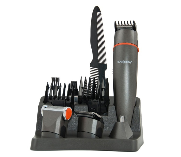 Σετ Ανδρικης Περιποίησης Hair Majesty HM-1020 7 σε 1 προσωπική περιποίηση