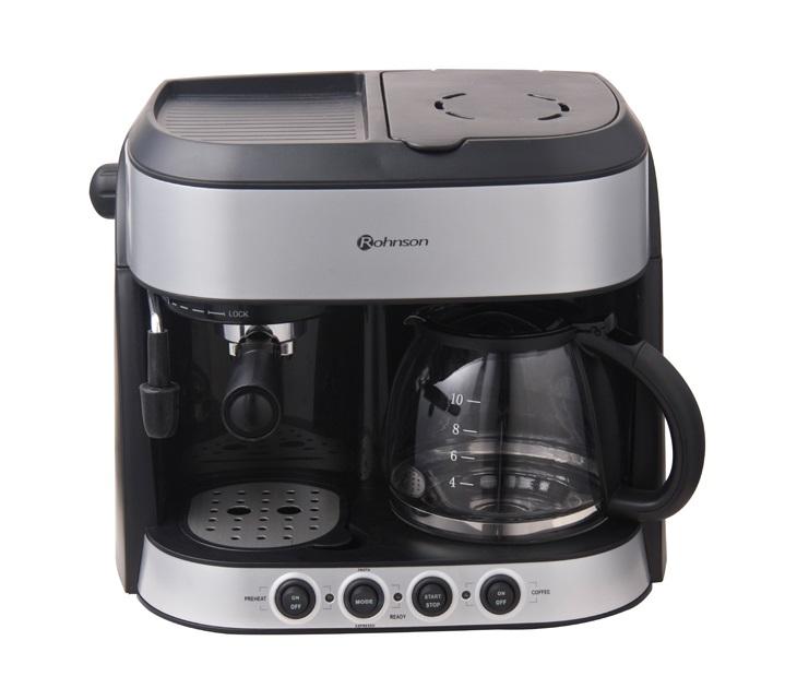 Πολυκαφετιέρα Rohnson R-970 μηχανές καφέ