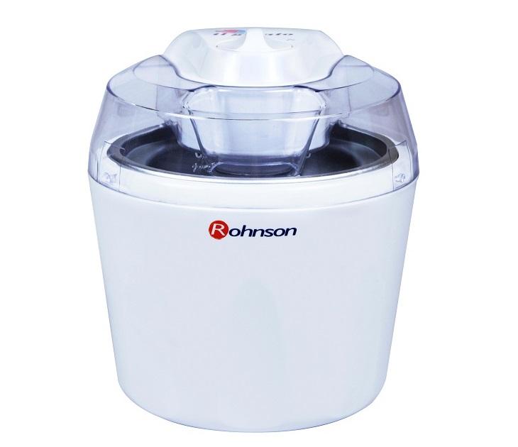 Παγωτομηχανή Rohnson R-5000 μικρές οικιακές συσκευές