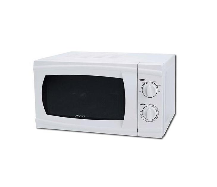 Φούρνος Μικροκυμάτων Primo P07B17L-T1 17LT 700W (Λευκός) μικρές οικιακές συσκευές
