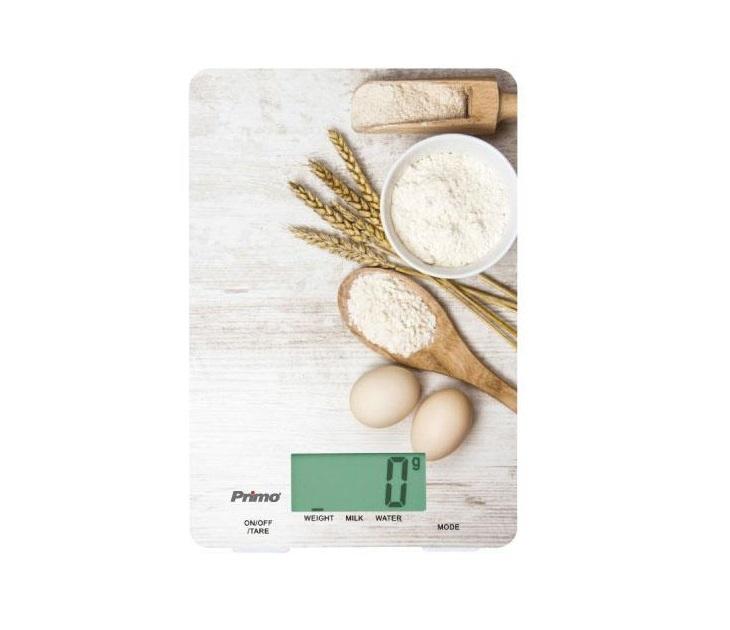 Ψηφιακή Ζυγαριά Κουζίνας Primo CFC2025-X 5kg είδη σπιτιού