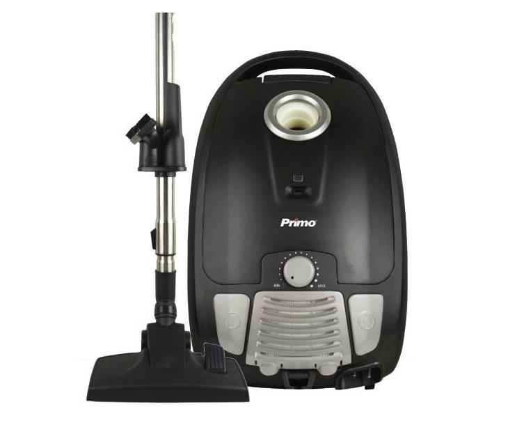 Ηλεκτρική Σκούπα Primo EV-200-E12 1200W (Μαύρη) μικρές οικιακές συσκευές