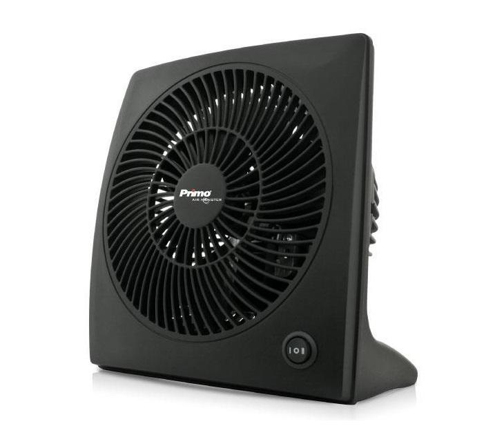 Ανεμιστήρας Box Fan Primo 15727 18cm (Μαύρος) είδη θέρμανσης   ψύξης