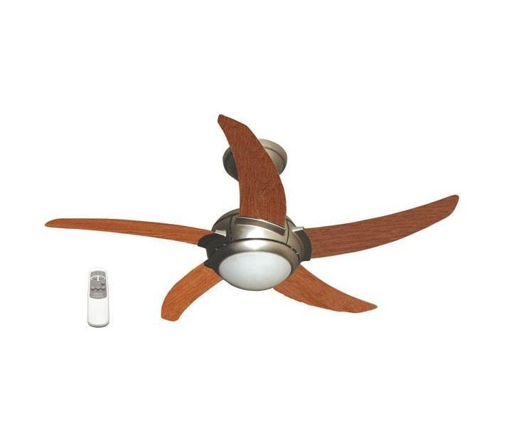 Ανεμιστήρας Οροφής με Χειριστήριο Primo L-44002 110εκ (Κερασί) είδη θέρμανσης   ψύξης