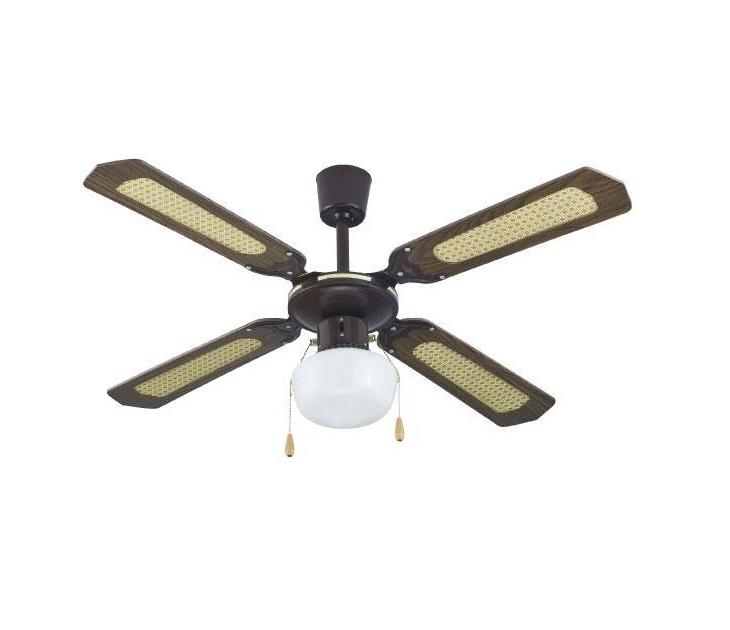 Ανεμιστήρας Οροφής Primo WS42-4C4L 105εκ (Καφέ) είδη θέρμανσης   ψύξης