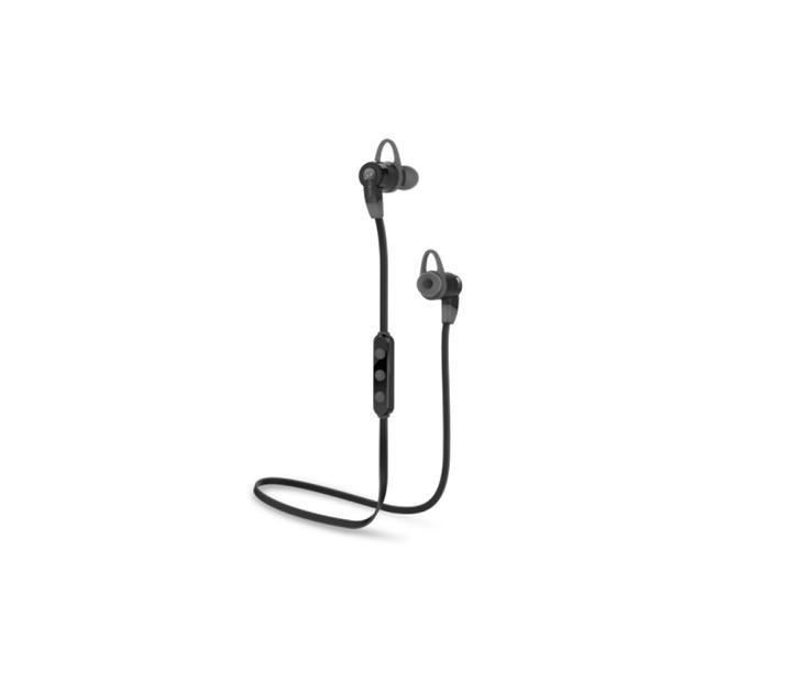 Ακουστικά Bluetooth i-Tech Musicband 6300 (Γκρι - Μαύρα) ήχος   εικόνα