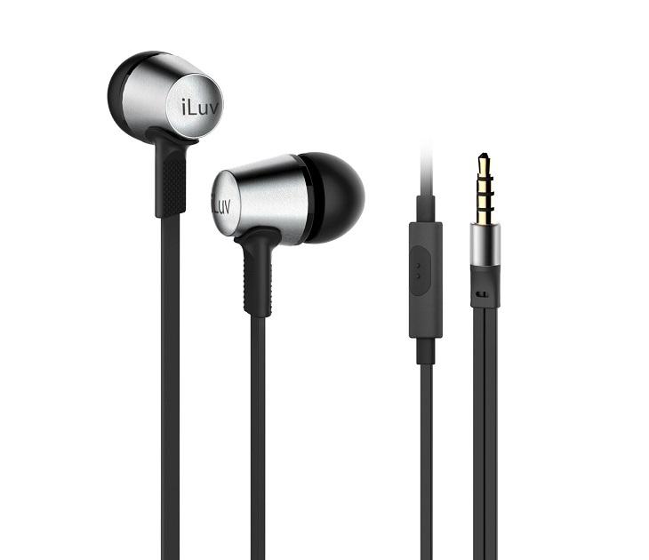 Ακουστικά HandsFree iLuv City Lights (Ασημένια) ήχος   εικόνα