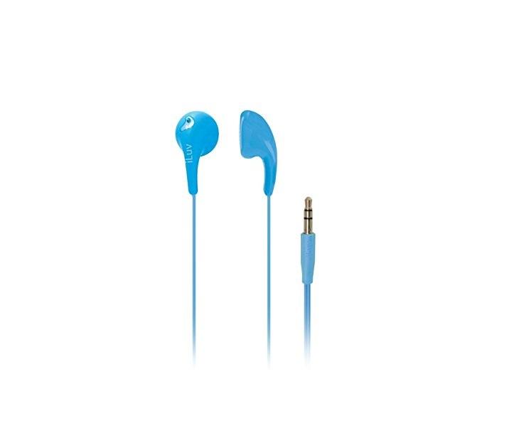 Ακουστικά Handsfree iLuv Bubble Gum Talk BBGUMTALKS (Μπλε) ήχος   εικόνα