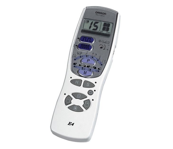 Συσκευή Μασάζ Omron E4 - Ψηφιακή Οθόνη & 12 Αυτόματα Προγράμματα προσωπική περιποίηση