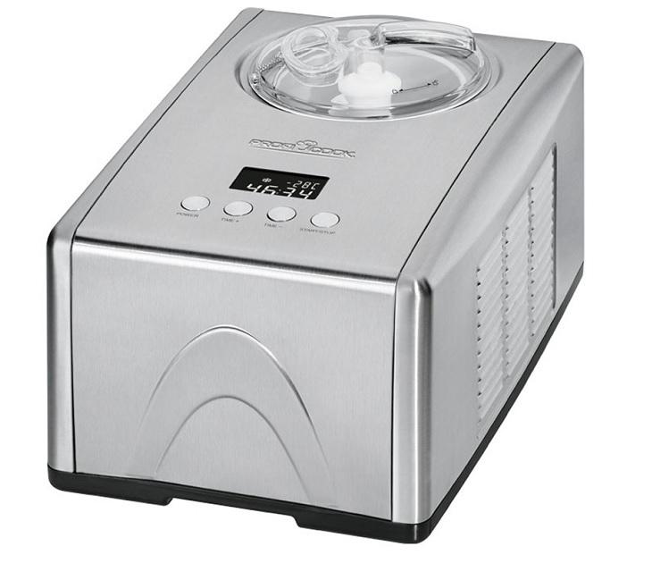 Παγωτομηχανή με συμπιεστή ψύξης, 1,5L. Profi Cook PC-ICM 1091 παγωτομηχανές