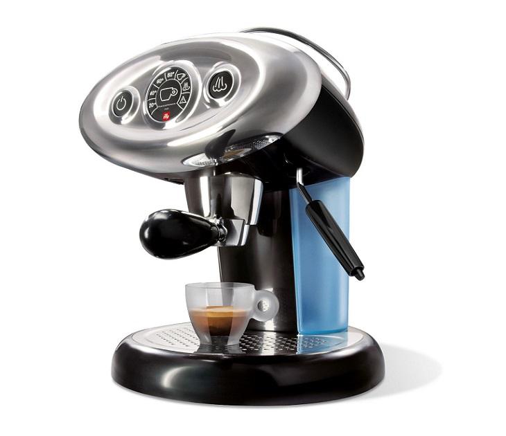 Μηχανή Espresso Illy Iperesspreso Francis X7.1 (Μαύρη) μηχανές καφέ