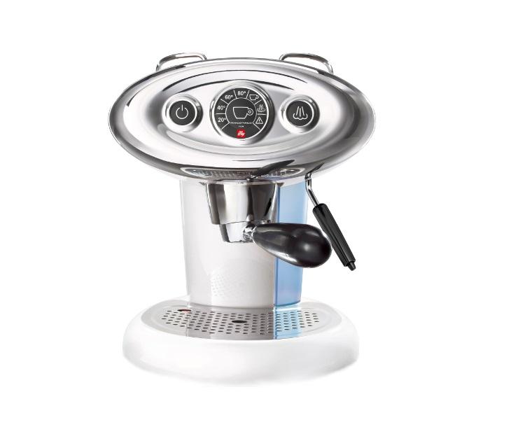 Μηχανή Espresso Illy Iperespresso Francis X7.1 (Άσπρη) μηχανές καφέ