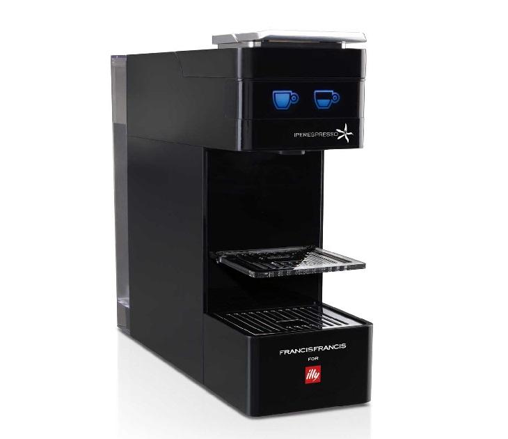 Μηχανή Espresso Illy Iperespresso Y3 (Μαύρη)-ΔΩΡΟ 14 Κάψουλες μηχανές καφέ