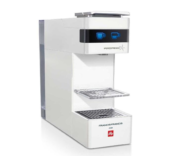 Μηχανή Espresso Illy Iperespresso Y3 (Άσπρη)-ΔΩΡΟ 14 Κάψουλες μηχανές καφέ