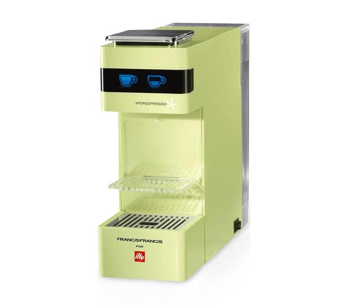Μηχανή Espresso Illy Iperesspreso Y3 (Πράσινη)-ΔΩΡΟ 14 Κάψουλες μηχανές καφέ