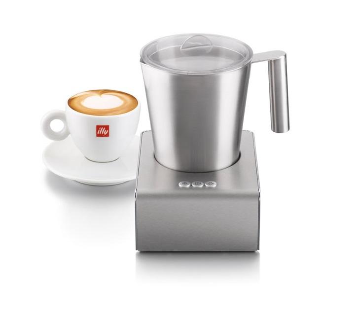 Συσκευή για Zεστό & Κρύο Αφρόγαλα Illy Frother Magn μηχανές καφέ