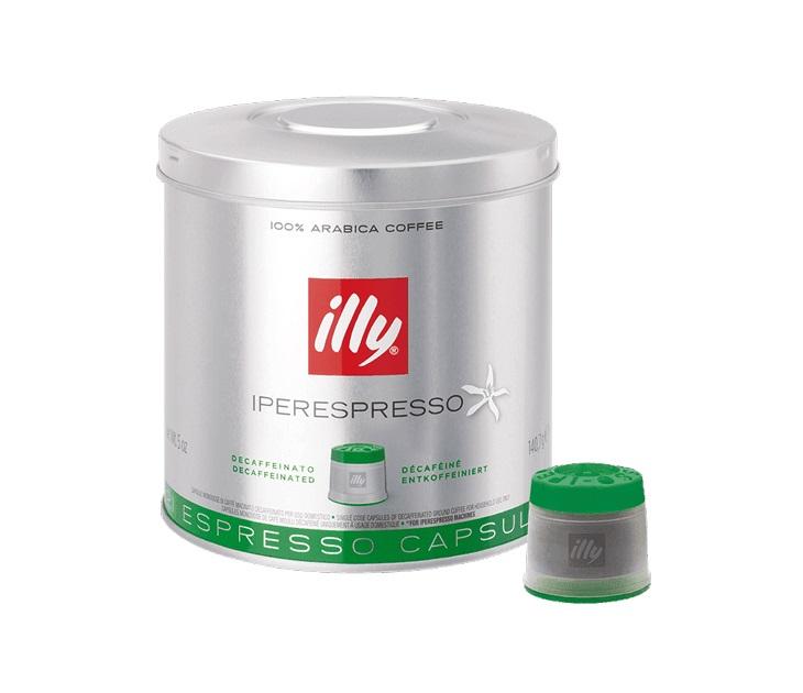 Κάψουλες Illy Iperespresso Decafeine (21 κάψουλες) μηχανές καφέ