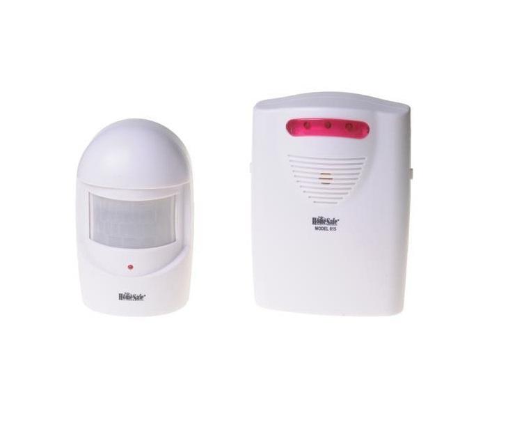 Ασύρματο Κουδούνι Μπαταρίας Home Safe 615 με Εντοπιστή Κίνησης ηλεκτρολογικός εξοπλισμός