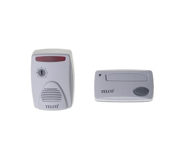 Ασύρματο Κουδούνι Ρεύματος Telco AL-7100 ηλεκτρολογικός εξοπλισμός