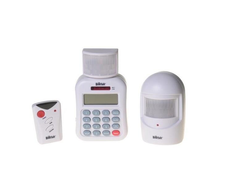Ασύρματο Σύστημα Συναγερμού Home Safe T016RPK5 με Auto Dialler συστήματα ασφαλείας