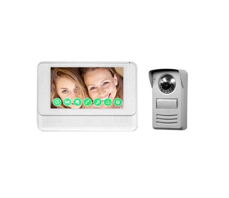 Σετ Θυροτηλέορασης Και Οθόνη Αφής Telco (M475J + P315) συστήματα ασφαλείας
