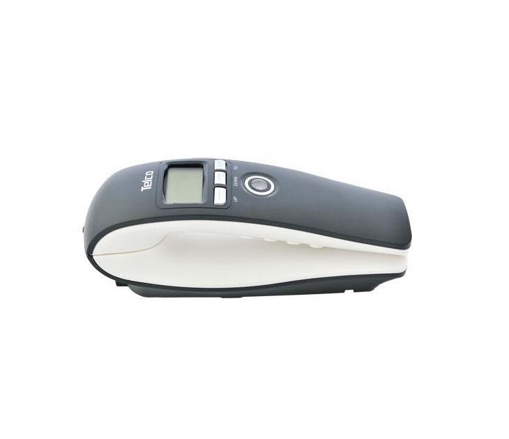 Ενσύρματο Τηλέφωνο Γόνδολα Telco 09-448 TM (Μαύρο) τηλεφωνία