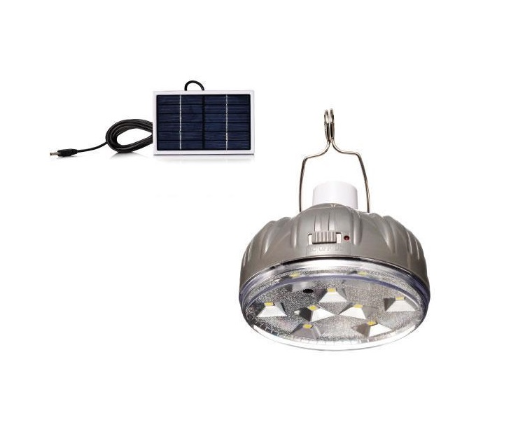 Ηλιακή Λάμπα Telco IS-1375S με Solar Panel ηλεκτρολογικός εξοπλισμός