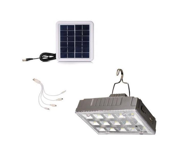 Ηλιακή Λάμπα Telco IS-1376S με Solar Panel και Θύρα USB ηλεκτρολογικός εξοπλισμός