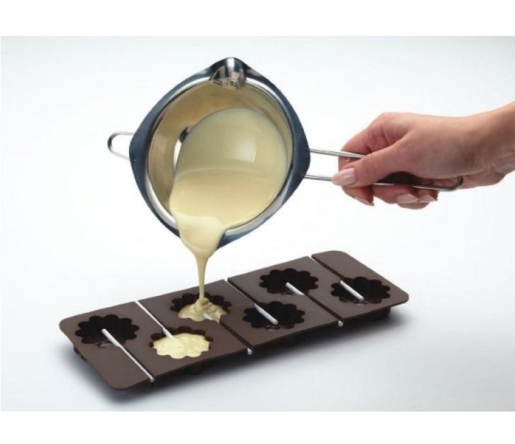 Εργαλείο για Μπεν Μαρί με 2 στόμια Metaltex σκεύη μαγειρικής