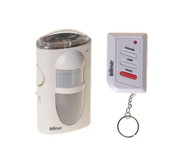 Συναγερμός 5 Σε 1 με Ανιχνευτή & Τηλεχειριστήριο HomeSafe PR116 συστήματα ασφαλείας