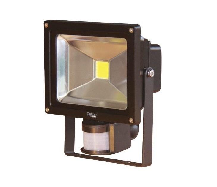 Προβολέας LED Telco GR-TG009-3 30W 2160 LM IP65 (Μαύρος) ηλεκτρολογικός εξοπλισμός