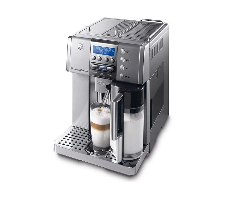 Υπεραυτόματη Μηχανή Espresso Delonghi Primadonna ESAM 6620 μηχανές καφέ