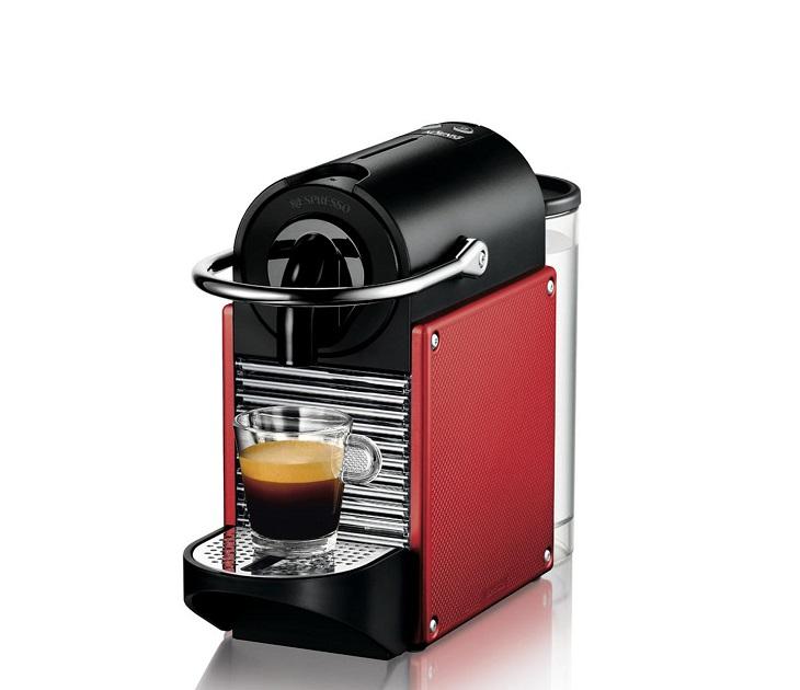 Μηχανή Espresso Delonghi Nespresso Pixie EN125.R μηχανές καφέ