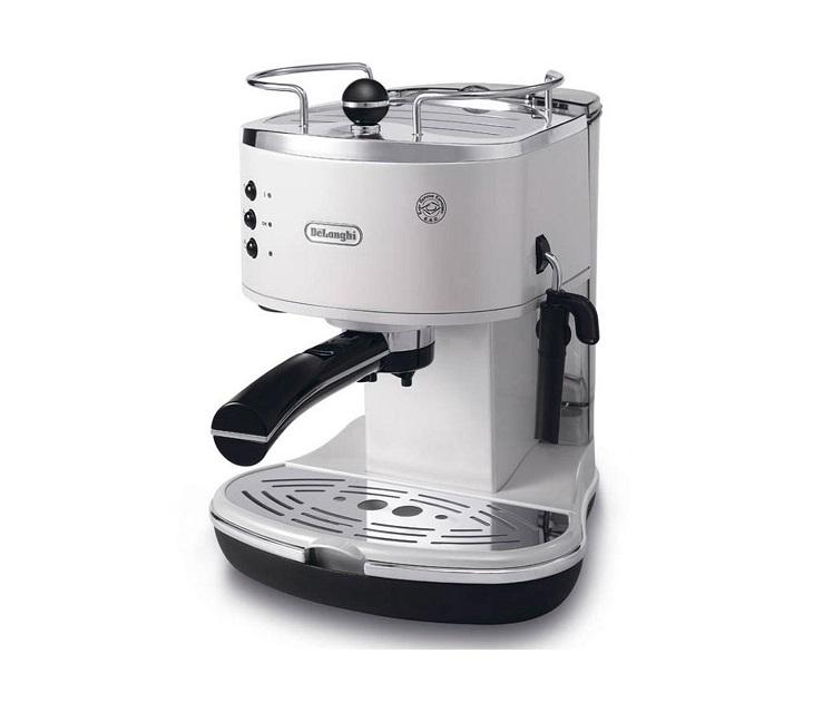 Μηχανή Espresso - Cappuccino Delonghi Icona ECO311.W μηχανές καφέ