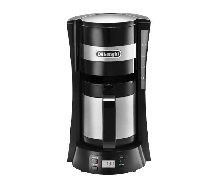 Καφετιέρα Φίλτρου Delonghi ICM15720.BK μηχανές καφέ