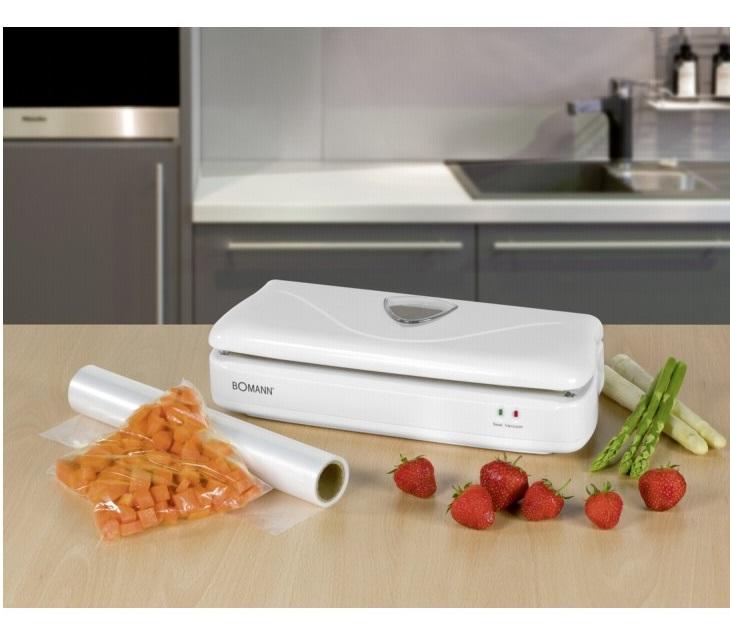Συσκευή σφραγίσματος για πλαστικές σακούλες τροφίμων FS 1014 συσκευές σφραγίσματος