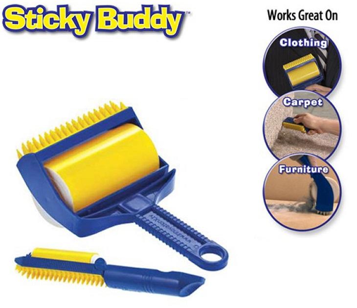 Βούρτσα Καθαρισμού Πολλαπλών Χρήσεων Sticky Buddy είδη σπιτιού