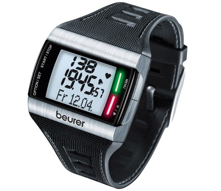 Ρολόι - Μετρητής Καρδιακών Παλμών Beurer PM62 ιατρικά είδη