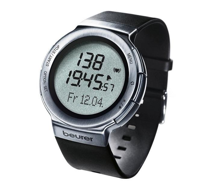 Ρολόι - Μετρητής Καρδιακών Παλμών Beurer PM80 ιατρικά είδη