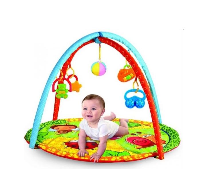 Βρεφικό Χαλάκι Δραστηριοτήτων - Γυμναστήριο Baby Game Mat OEM είδη σπιτιού