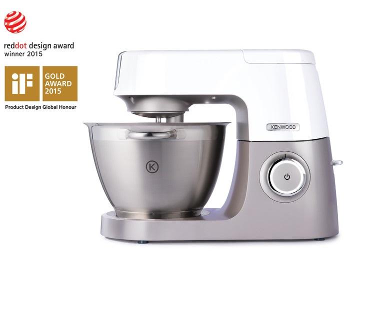Κουζινομηχανή Kenwood KVC5010T Chef Sense 1100W μικρές οικιακές συσκευές