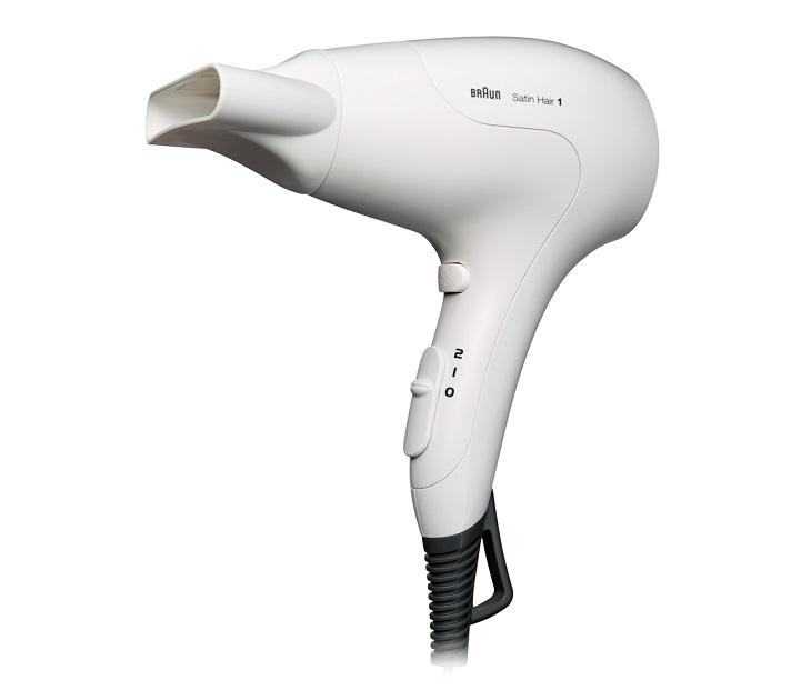 Σεσουάρ Μαλλιών Braun Satin Hair 1 HD180 προσωπική περιποίηση